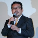 中村義洋監督、映画『殿、利息でござる!』完成披露試写会舞台あいさつにて