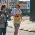 ベン・スティラーとアダム・ドライバー、映画『ヤング・アダルト・ニューヨーク』(ノア・バームバック監督)より