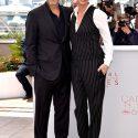 ジュリア・ロバーツ、ジョージ・クルーニー、映画『マネーモンスター』第69回カンヌ国際映画祭フォトコールにて