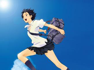 映画『時をかける少女』(細田守監督)カバー