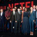 Netflixジャパン特別プレゼンテーションイベントに日米キャストと経営陣が出席