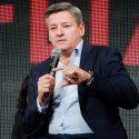 テッド・サランドス( Netflix チーフ・コンテンツ・オフィサー)、Netflixジャパン特別プレゼンテーションイベント@東京・ニコファーレにて