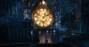 万物の大時計、映画『アリス・イン・ワンダーランド/時間の旅』より
