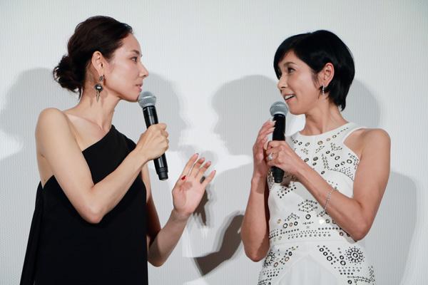 吉田羊『嫌な女2』を提案、黒木瞳監督は「女優として共演したい相手」
