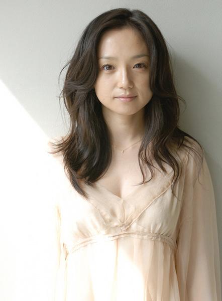 初アニメーション声優の永作博美