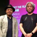 白石和彌と安川午朗、「Meet the Filmmaker」@Apple Store銀座にて