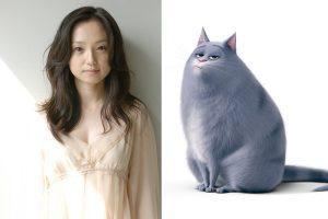 永作博美と姉御肌の猫・クロエ、映画『ペット』より