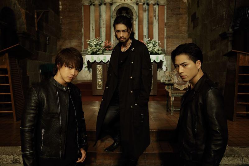 映画『HiGH&LOW THE RED RAIN』(山口雄大監督)雨宮3兄弟