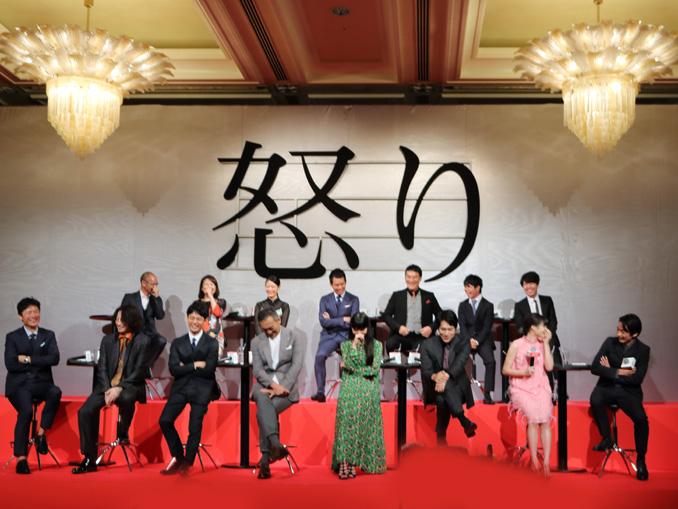 <渡辺謙>李監督の映画『怒り』は「一日一日を耐え忍ぶ闘い」