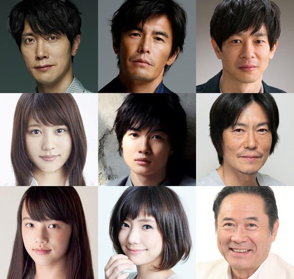 映画『3月のライオン』に、佐々木蔵之介、伊藤英明、加瀬亮、倉科カナ、有村架純、豊川悦司らが出演する