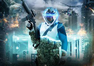 映画『VR ミッション:25』(チャールズ・バーカー監督)