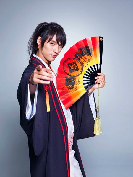 長男・天火役の福士蒼汰、主演映画『曇天に笑う』より