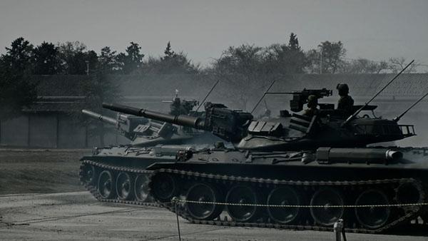 ©2016「戦車ライド」製作委員会