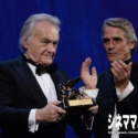 喜びをかみしめる<イエジー・スコリモフスキ監督>、ヴェネツィア映画祭の生涯功労金獅子賞を受賞