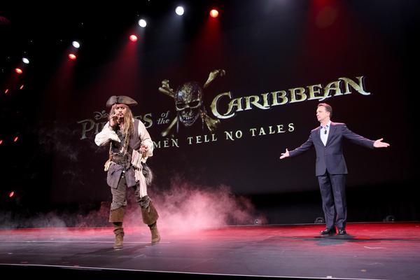 映画『パイレーツ・オブ・カリビアン/最後の海賊』(ウォルト・ディズニー・ジャパン配給)は2017年7月1日[土]より全国公開