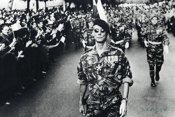 映画『アルジェの戦い』デジタル・リマスター、オリジナル言語版より場面写真