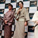 松山ケンイチ「菜々緒ちゃんの入浴シーンにはうちの子も目がクギづけでした」