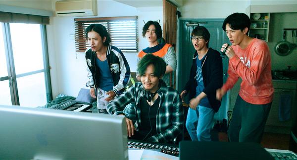 映画『キセキ -あの日のソビト-』(兼重淳監督)