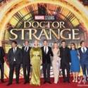 映画『ドクター・ストレンジ』ワールドプレミア@LAハリウッド・チャイニーズシアター