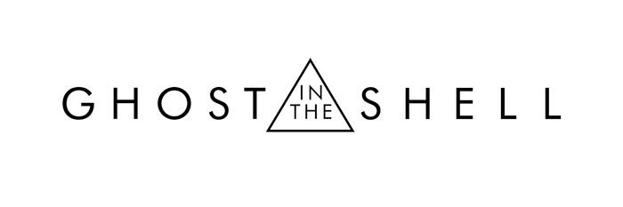 映画『GHOST IN THE SHELL(原題)』(ルパート・サンダース監督)ロゴ