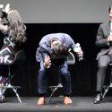 思わぬハプニングに「×」を出す中島美嘉、愕然とする織田裕二、それでも笑顔の三宅監督