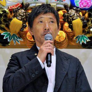小林薫、映画『続・深夜食堂』完成披露舞台あいさつにて