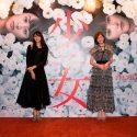 左から山本美月、本田翼、映画『少女』香港ガラ・プレミア
