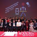 第29回東京国際映画祭クロージングセレモニー授賞式