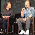 トム・クルーズ、エドワード・ズウィック監督が一言挨拶されてます、映画『ジャック・リーチャー NEVER GO BACK』来日会見にて