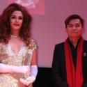 映画『ダイ・ビューティフル』男優賞を受賞したパオロ・バレステロスとジュン・ロブレス・ラナ監督