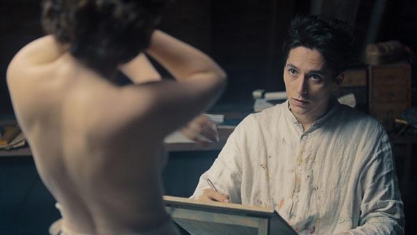 ノア・サーベトラ[Noah Saavedra]、映画『エゴン・シーレ 死と乙女』(ディーター・ベルナー監督・脚本)より