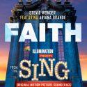 スティーヴィー・ワンダー×アリアナ・グランデ夢のコラボ 「フェイス(原題:Faith)」