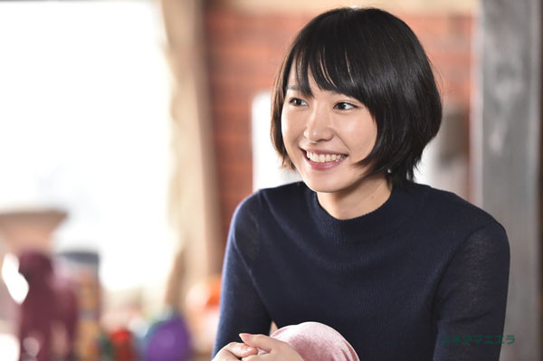 笑顔のみくり(新垣結衣)、ドラマ「逃げ恥」第8話