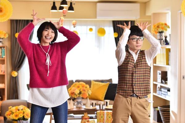 新垣結衣×星野源「逃げるは恥だが役に立つ」恋ダンスも大人気!