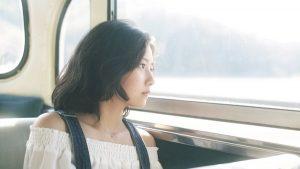吉田まどか、短編映画『しまこと小豆島』(香西志穂監督)より