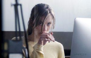 女優リリト・シュタンゲンベルク、映画『ワイルド わたしの中の獣』より