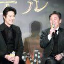 風間杜夫「綾瀬さんは女優さんらしからぬことを言うんです。大好きです」