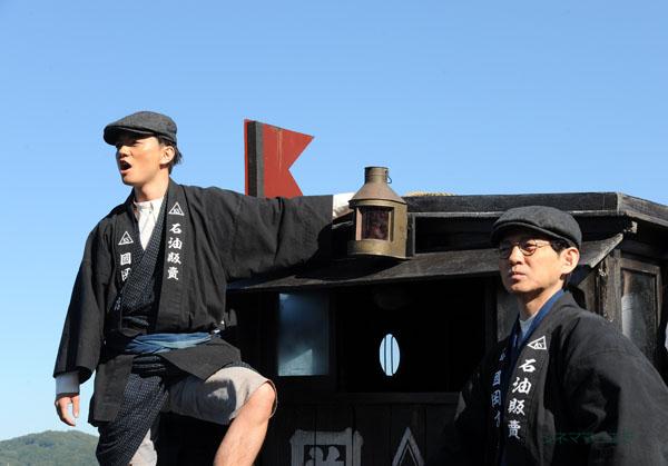 映画『海賊とよばれた男』(山崎 貴監督)