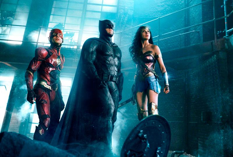 ジャスティス・リーグ(原題 Justice League )