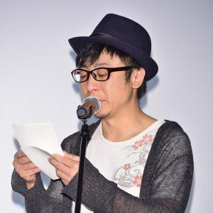 市井昌秀監督、映画『僕らのごはんは明日で待ってる』初日舞台挨拶