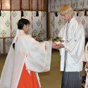 坂口健太郎、映画『君と100回目の恋』大ヒット祈願イベント@東京大神宮にて