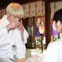 映画『君と100回目の恋』大ヒット祈願イベント@東京大神宮