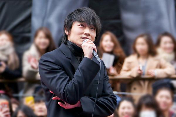 綾野剛、映画『新宿スワンⅡ』は新章の気持ちで挑んだ