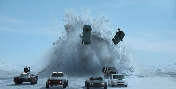 大当たり!2017ゴールデンウィーク映画3選ワイルド・スピード ICE BREAK(原題 Fast & Furious 8])