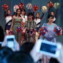 観客もレッドカーペットの写真撮影が許されました!映画『チア☆ダン』完成披露試写会にて