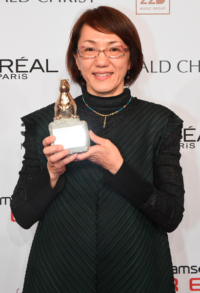 荻上直子監督『彼らが本気で編むときは、』LGBT最高峰の賞テディ賞を受賞