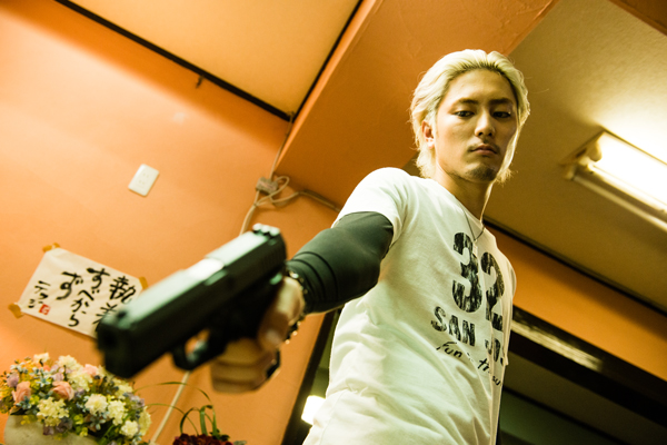 間宮祥太朗『全員死刑』映画初主演に「好奇心・緊張感・懐疑心覚えた」