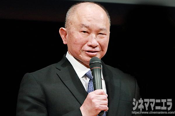 ジョン・ウー(呉宇森)監督、映画『追捕 MANHUNT(原題)』を語る