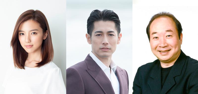 真野恵里菜、ディーン・フジオカ、中村梅雀、映画『坂道のアポロン』に出演決定