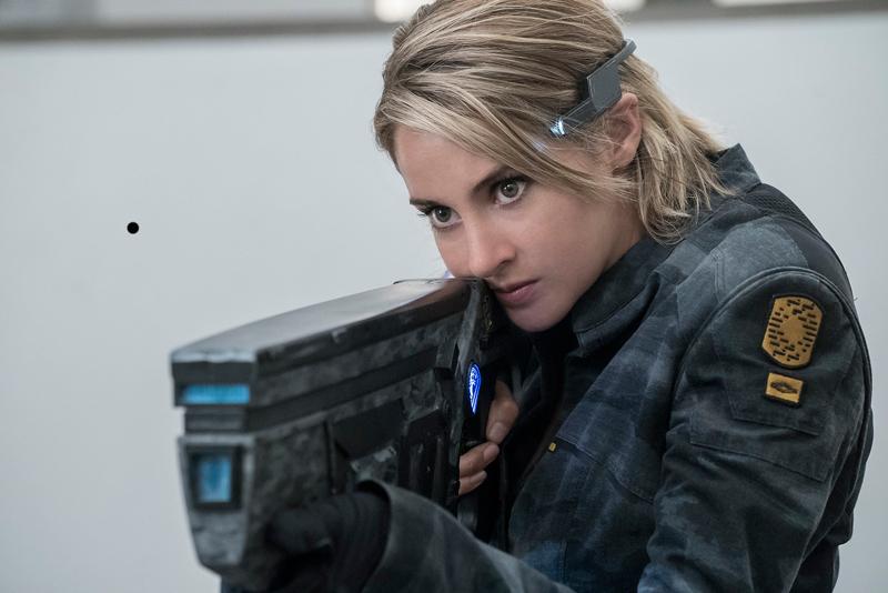 ダイバージェント FINAL(原題 The Divergent Series: Allegiant )